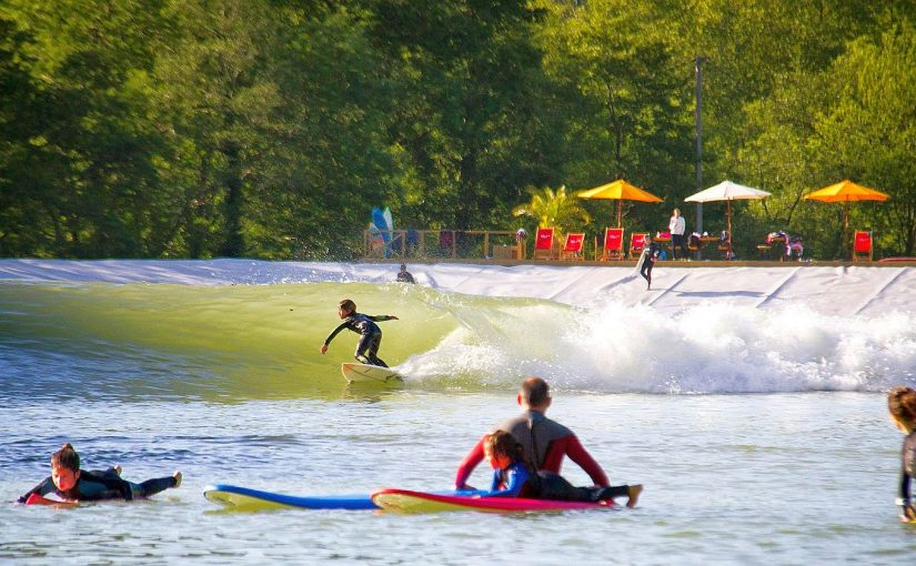 Wavegarden   Surf Pools
